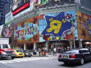 "Toys ""R"" us - Times Square"