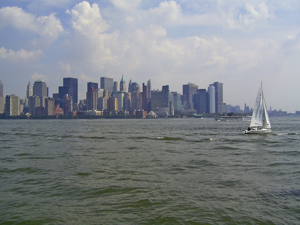 View to Manhattan