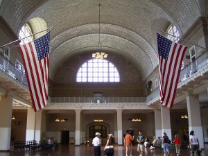 Ellis Island Immigration Museum