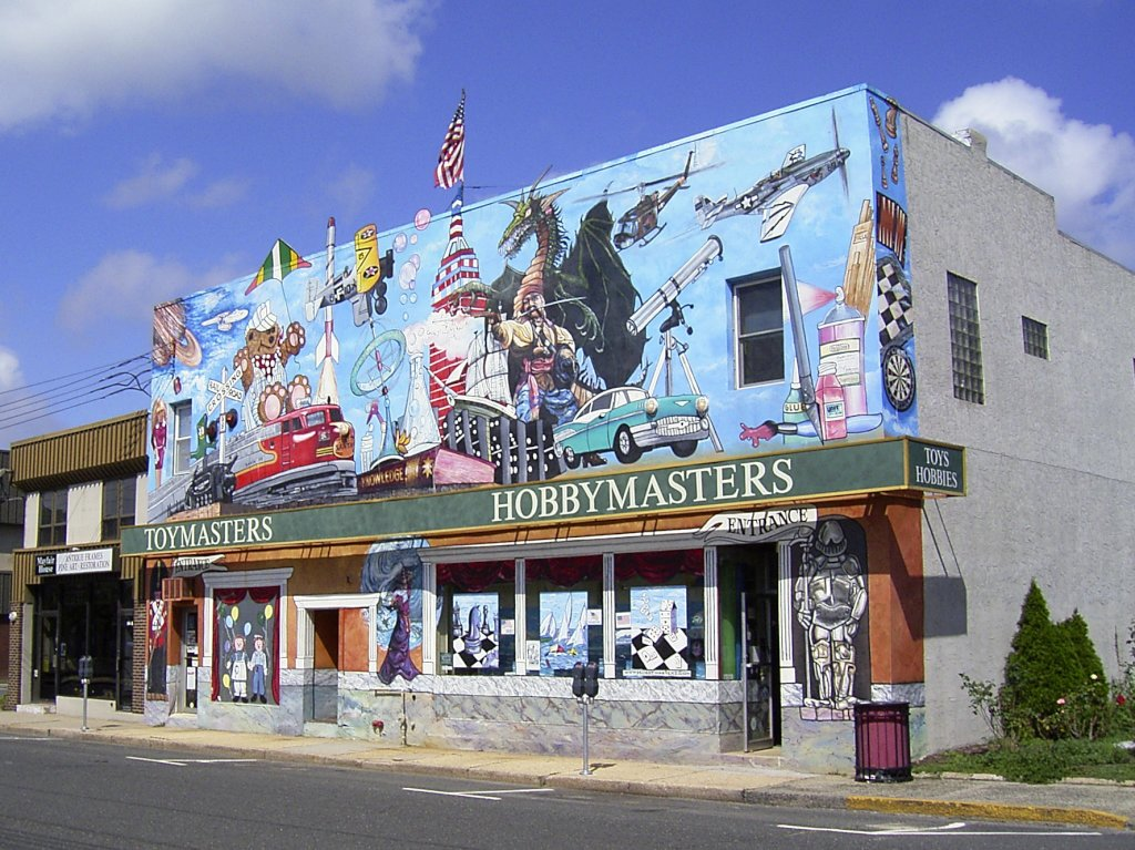 Hobbymasters in Red Bank