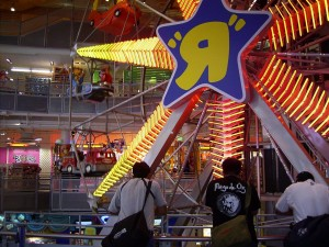 """Toys """"R"""" us - Times Square"""