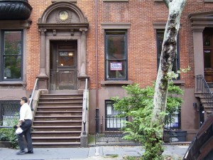 Brooklyn Heights house